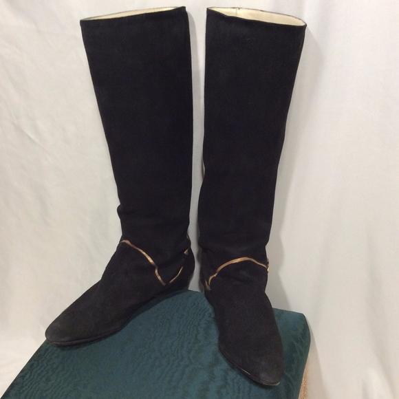 Xavier Danaud Shoes - Xavier Danaud Slouch Boots